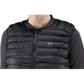 Haglöfs W's Essens Mimic Vest True Black/Magnetite
